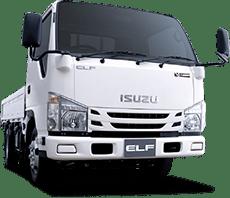 いすゞのトラック エルフ(ELF)