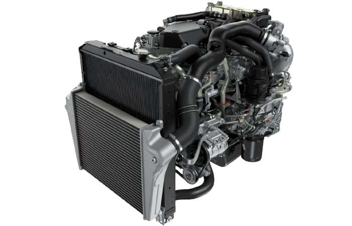 4HK1エンジン